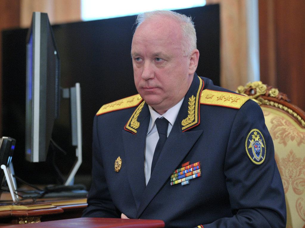 Председатель Следственного комитета РФ Александр Бастрыкин.