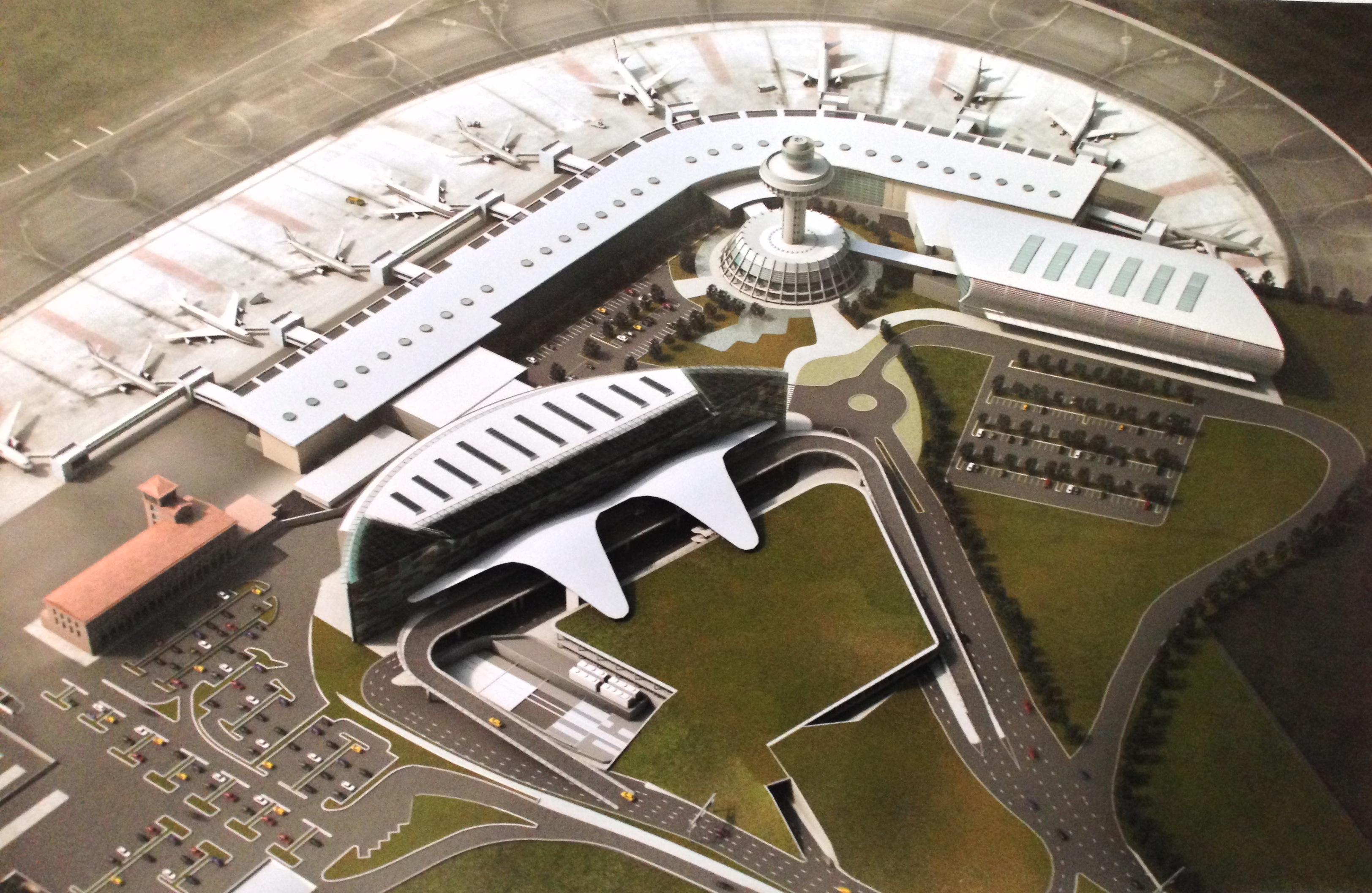 Предложенный концессионером проект. Фото: Общественный совет Армении