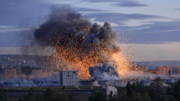 Турки бомбят курдов и ИГ на севере Ирака