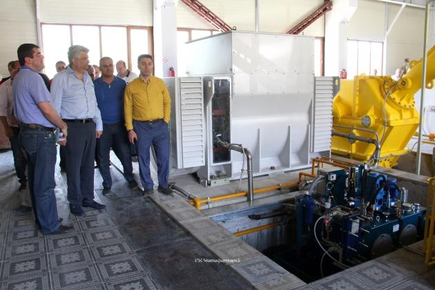 Нагорный Карабах близится к энергетической независимости