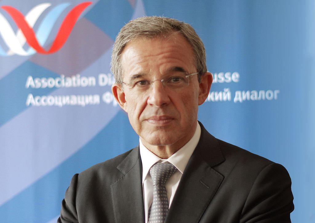 Тьерри Мариани — глава делегации французских парламентариев.