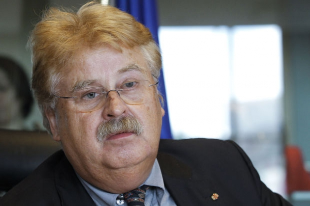 Эльмар Брок— евродепутат