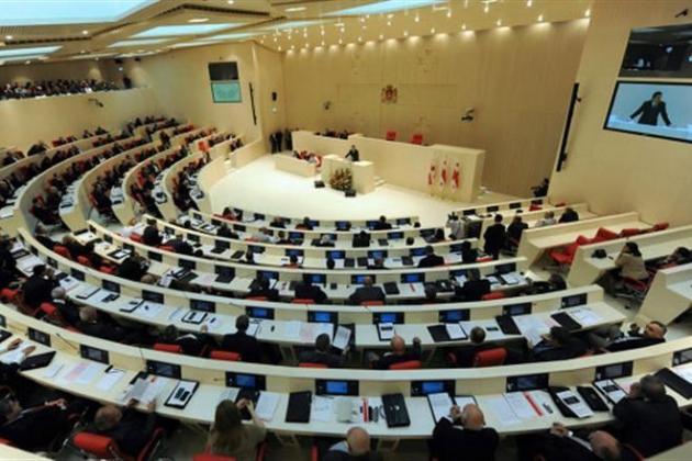 В парламенте Грузии обсудили процесс евроинтеграции и отношения с Россией
