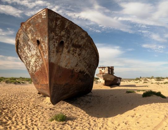 Может ли вода подружить страны Средней Азии?