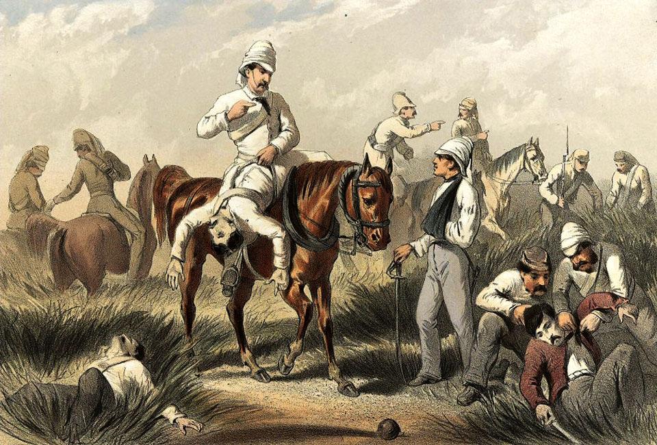Индийское Восстание 1857