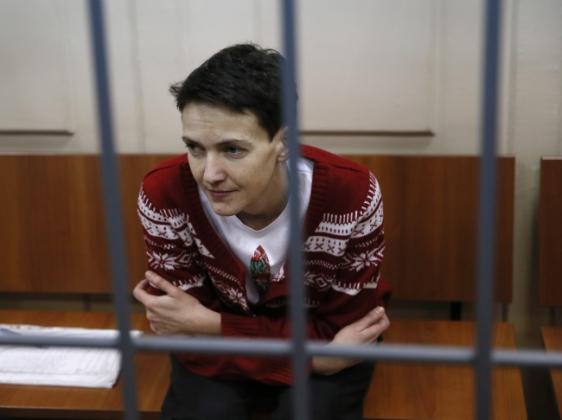 Надежда Савченко переведена в один из СИЗО Ростовской области