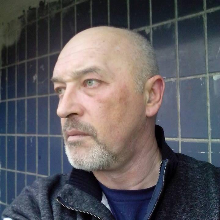 Глава «Луганской военно-гражданской администрации» Георгий Тук.