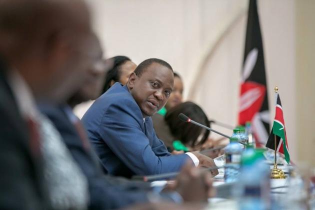 Президент Кении не поддержал стремление Обамы защитить права геев в Африке