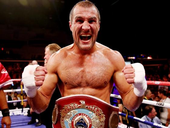 Ковалев подтвердил титул чемпиона мира по боксу в полутяжелом весе