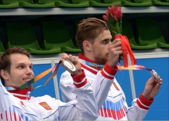 Пара российских бадминтонистов Владимир Иванов и Иван Сазонов стали победителями турнира Russia Open.