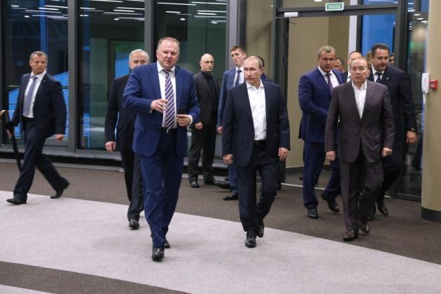 Путин предложил иностранцам новый вид безвизового въезда в Калининград