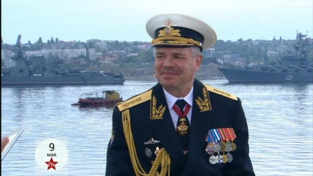 Командующий ЧФ: «К 2020 году  в состав ЧФ войдет 54 новых корабля»