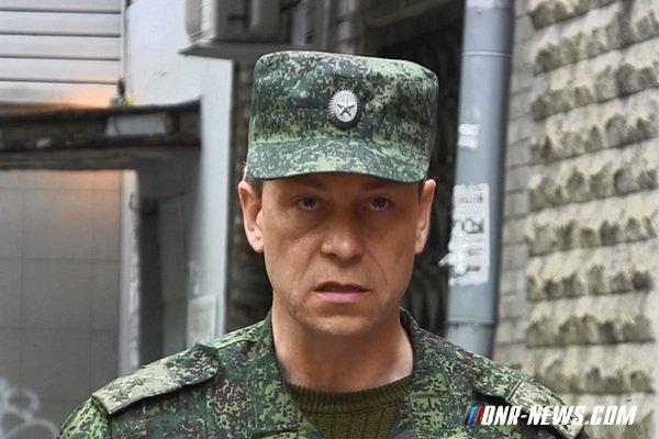Заместитель командующего штабом ополчения ДНР Эдуард Басурин.