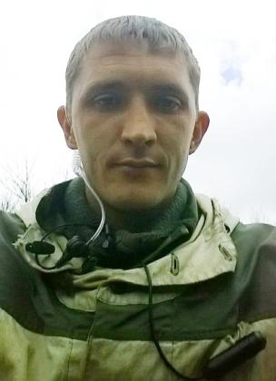 Ополченец-доброволец из Алтайского края Иван Корольков