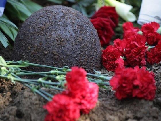 Под Воронежем найдены массовые захоронения бойцов Красной Армии