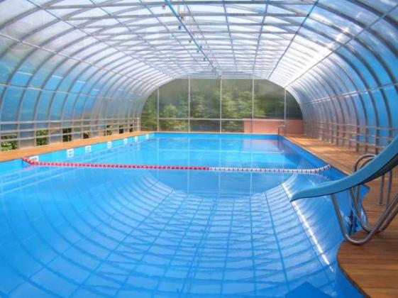 В тамбовском селе с участием частных инвестиций построят бассейн