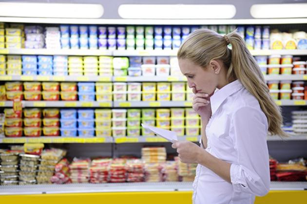 Генпрократура не наблюдает резких колебаний цен на продукты и лекарства