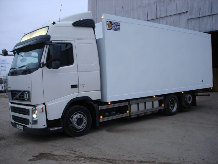 Фургон 16 тонн.