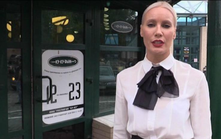 Программа «Ревизорро» в барнаульском ресторане «КУ-КУ», скрин видеосюжета телеканала «Пятница»