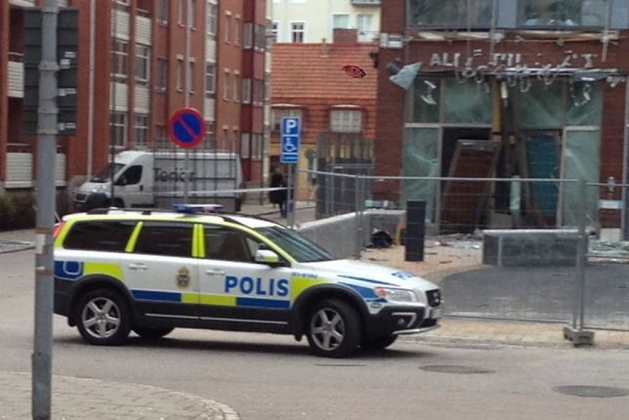 «Война» на юге Швеции: гранаты рвутся почти ежедневно
