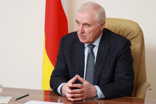 Президент Южной Осетии отправил в отставку главу своей администрации