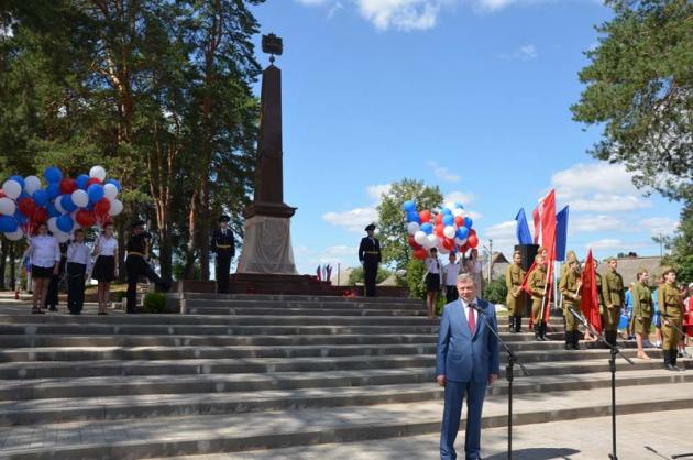 Калужский город отмечен за победу над татарами, Наполеоном и Гитлером