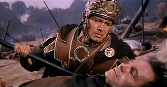 Кадр из фильма «Падение Римской империи». Изображение: afisha.ru