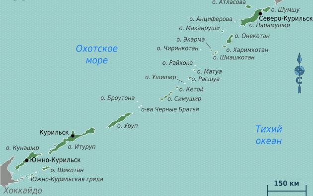 Как и чем Япония будет штурмовать Курильские острова России