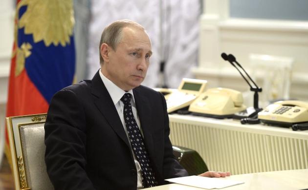 Путин: новый виток гонки вооружений спровоцировали США