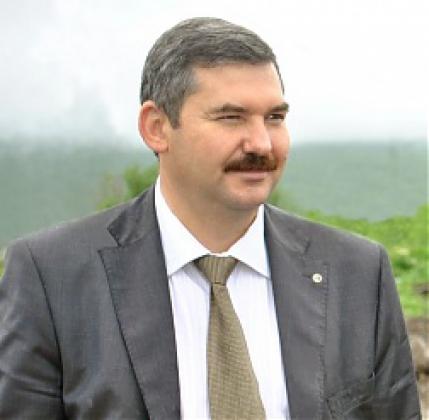 Дмитрий Зайцев, фото пресс-службы администрации Елизовского района