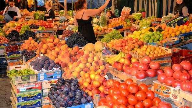 Продукция сельского хозяйства болгарии.