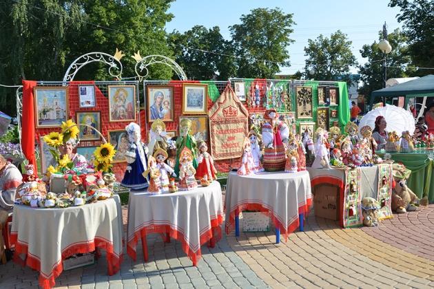 Белгородцы на один день вернулись к дворянским традициям XIX века