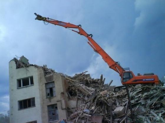 Столицу Кубани избавили более чем от 200 аварийных домов