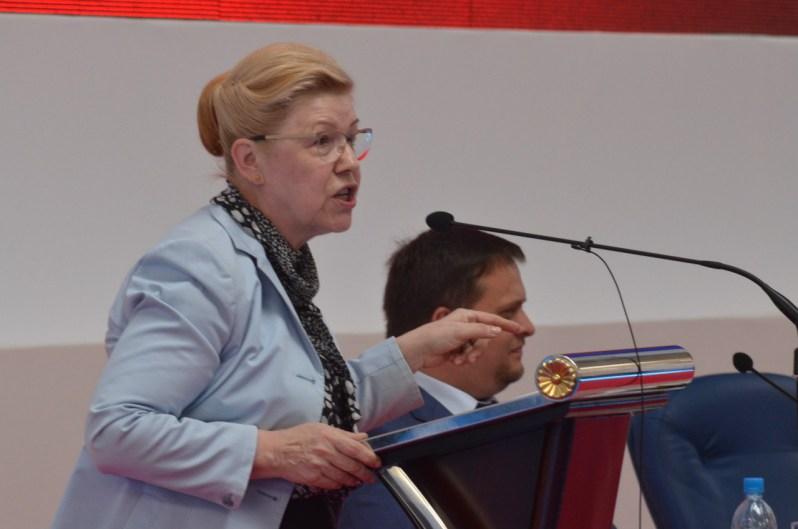 Депутат Госдумы Елена Мизулина. Фото elenamizulina.ru