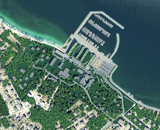 В северной Эстонии строят портовый комплекс для яхт стоимостью 20 млн евро