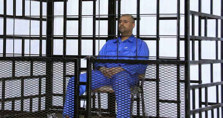 Сейф аль-Ислам Каддафи.
