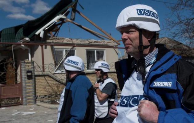 ОБСЕ не планирует сворачивать свою деятельность в Донбассе