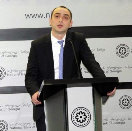Георгий Кадагидзе.