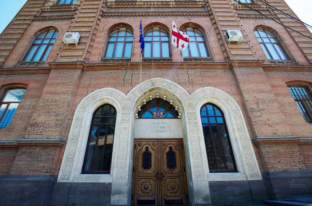 Здание МИД Грузии в Тбилиси.
