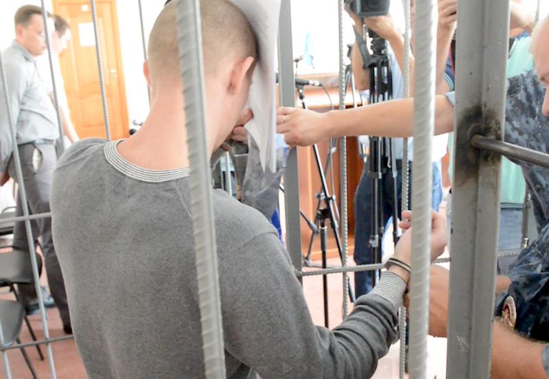 Александра Сатлаева приговорили к шести годам лишения свободы. Фото: Александр Тырышкин, gorno-altaisk.info