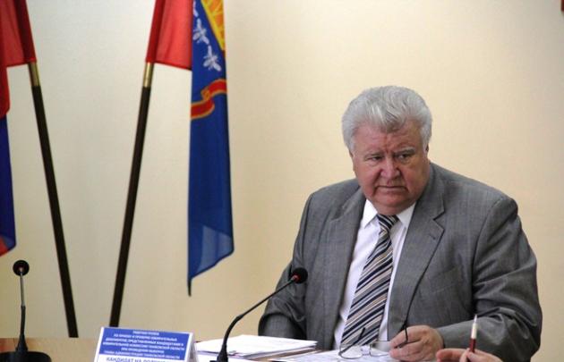 Анатолий Сафонов.