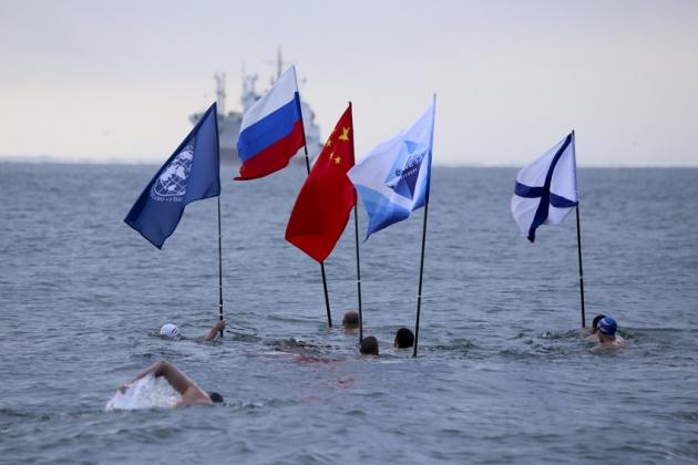 Камчатка готовится к уникальному заплыву марафонцев до острова Шумшу