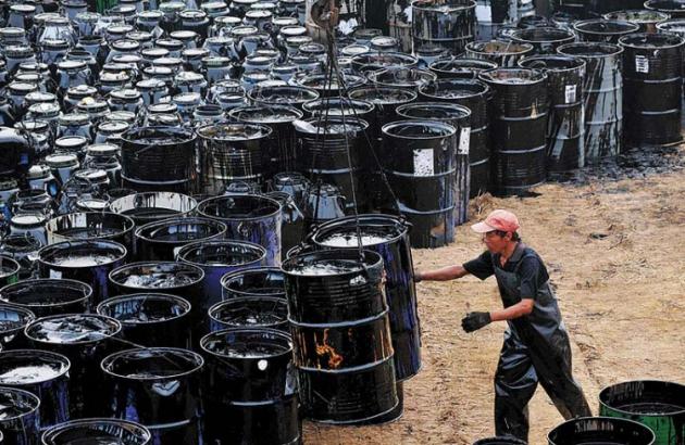 Мировые цены на нефть снижаются на торгах 29 июля