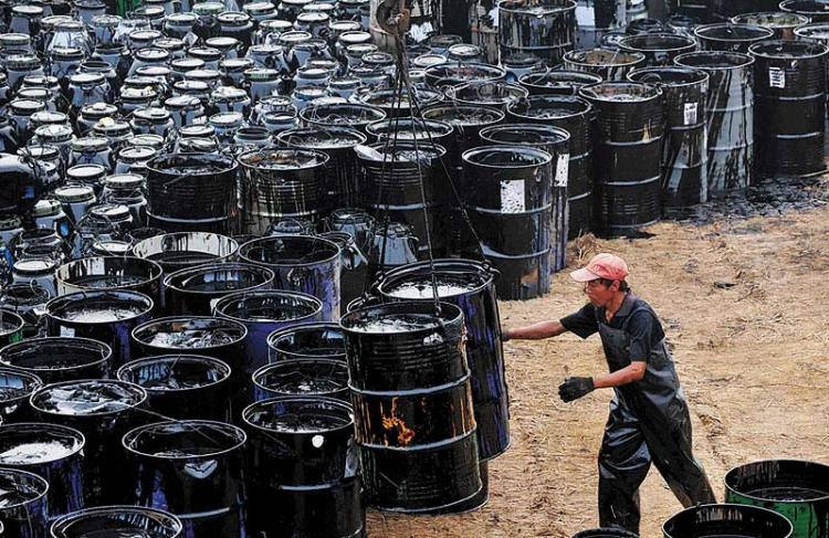 США вышли на 2-ое место вмире подобыче нефти