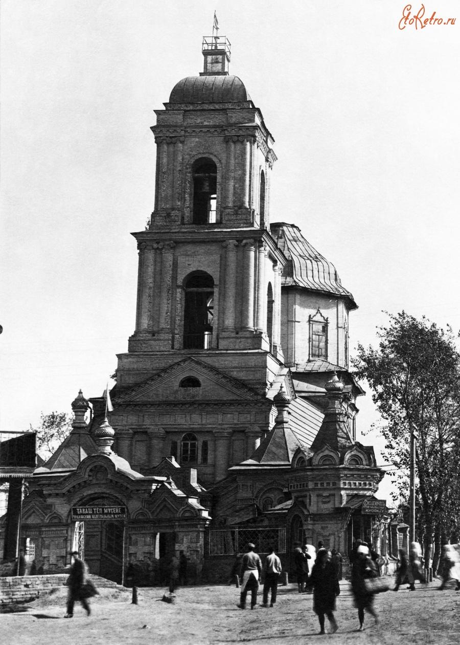 Успенская церковь, 1931 год
