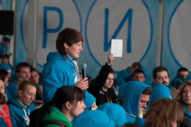 Третья смена «Территория смыслов на Клязьме» принимает молодых журналистов