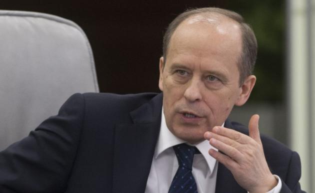 Александр Бортников—  глава ФСБ России.
