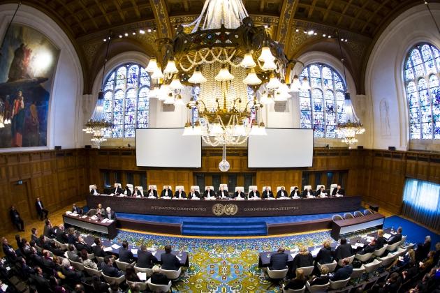 Международный суд ООН.