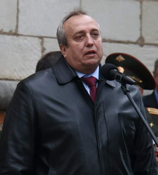 Франц Клинцевич— первый замглавы фракции «Единая Россия».