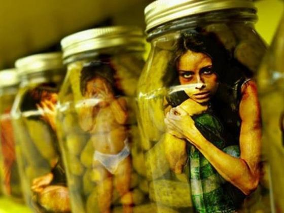 Торговля людьми.